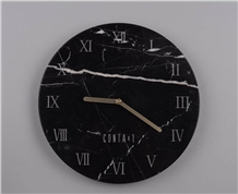 Marble Stone Clock