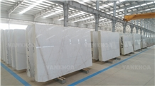 Aramis White Marble Tiles & Slabs