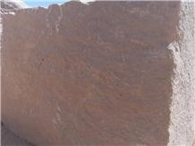 Fersan Red Granite Blocks