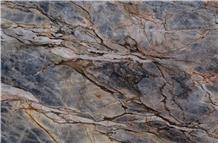 Blue Tempest Quartzite Slabs