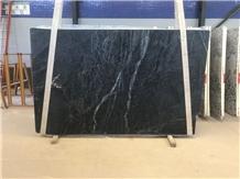 Brazil Black Soapstone Slabs