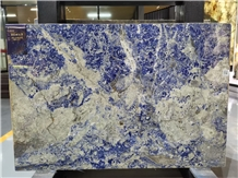 Azul Bahia Granite for Walling Tile