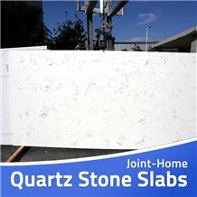 Blue Carrara Venatino Classic Quartz Stone Slabs