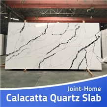 Calacatta Engineered Artificial Stone Quartz Slabs