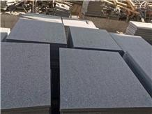 Changtai G654 Padang Dark Granite Flamed Tiles