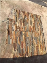 Natural Rusty Stacked Split Slate Cheap Sell