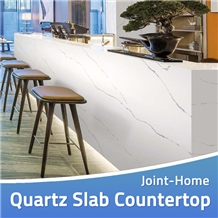 Viatera Corian Marble Lowes Look Quartz Countertop