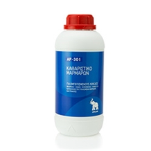 Ap-301 Cleaner for Impregnated Stains from Polished Marbles and Stone Surfaces