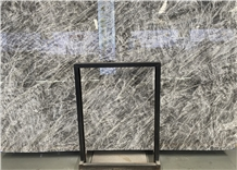 Silver Fox Grey Marble Slabs&Tiles