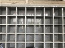China Light Grey 603 Granite Columbarium Mausoleum