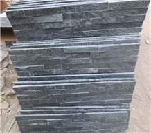 Crystal Black Marble Wall Panel Culture Stone