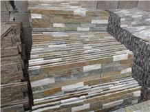 Multicolor Wall Cladding Panels,Corner Stone