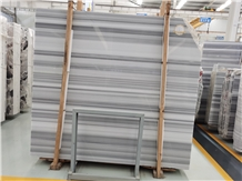 Provisions White Marmaray Marble Slabs and Tiles