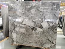 Wolf Grey Marble Slabs