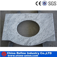 Cheap Price Good Quality Marble Vanity Countertop