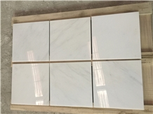 Chinese Oriental White Marble Flooring Tiles