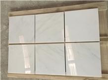 Chinese Oriental White Marble Flooring Tiles