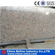 Chinese Sanbao Red Veins Granite Tiles & Slabs