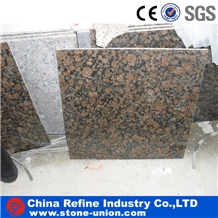 Finland Baltic Brown Granite Polished Tiles&Slabs