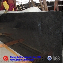 G684 Granite, Black Pearl Granite Wall Covering