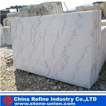 Guangxi White Marble Slabs & Tiles