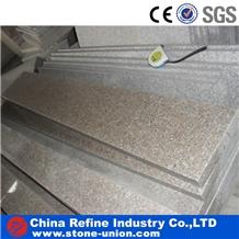 Polished G681 Natural Stone Granite Slabs/Tiles