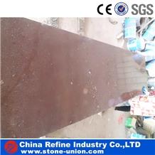 Red Porphyre Granite G652 Flooring Slabs & Tiles