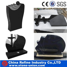 Top Quality China Black Granite Cemetery/Monuments