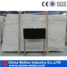 Volakas White Marble Slabs & Tiles
