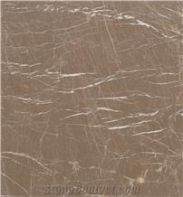 Test_china Kozo Brown Marble Slab