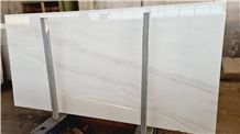 Bianco Sereno Marble Slabs, Thassos Marble