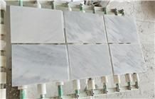 Kavala Semi White Marble Tiles