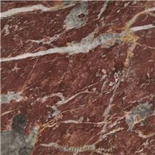 Eretria Red Marble Tiles & Slabs