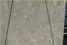 Karnezeika Beige Marble Polished Slabs & Tiles