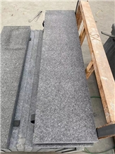Angola Black Granite New G684 for Outdoor Steps