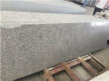 G636 China Red Granite Polished Kitchen Floor Slab