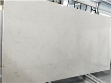 Middle Venato/Bianco Carrara Quartz,Slabs&Tiles