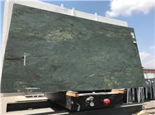 Verde Tropical Marble Slabs,Tiles