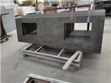 Chinese Marble Double Vanity Top/ Countertops