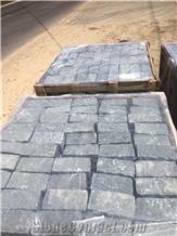 Black Granie Cubes, Granite Cobblestone