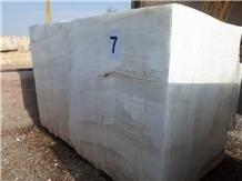 Pure White Onyx Blocks, White Tiger Onyx Block