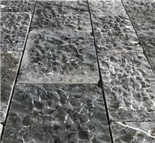 Black Limestone Wall Stone Cladding Garden Rough