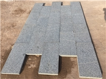 Cheap Dark Grey Slabs Pavers G654