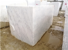 Turkish Carrara Light Marble Blocks