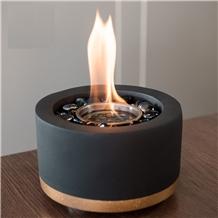 Table Fire Bowl,Burner Bio Ethanol Candle