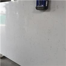 Carrara White Quartz Slabs Vietnam Empirestone