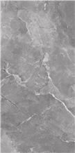 Bosy Grey Marble Look Porcelain Ceramic Floor Tile