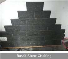 Basalt Stone Wall Cladding Tiles