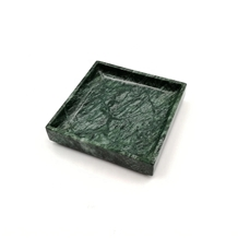 Wholesale Green Marble Ring Storage Tray