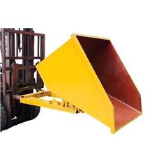Stone Waste Bins Self Dumping Fork Lift Hopper